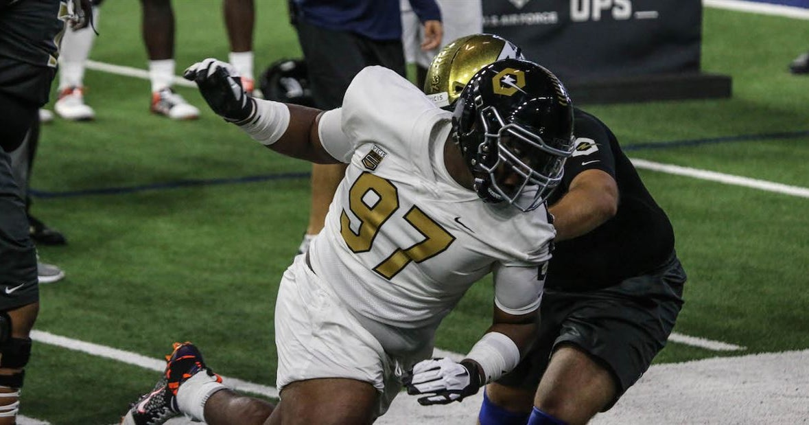 RECRUITING: Five-star defensive tackle lists USC in Top 8