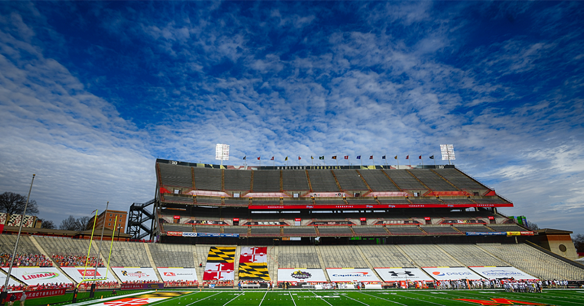 Maryland football announces game times, TV schedule