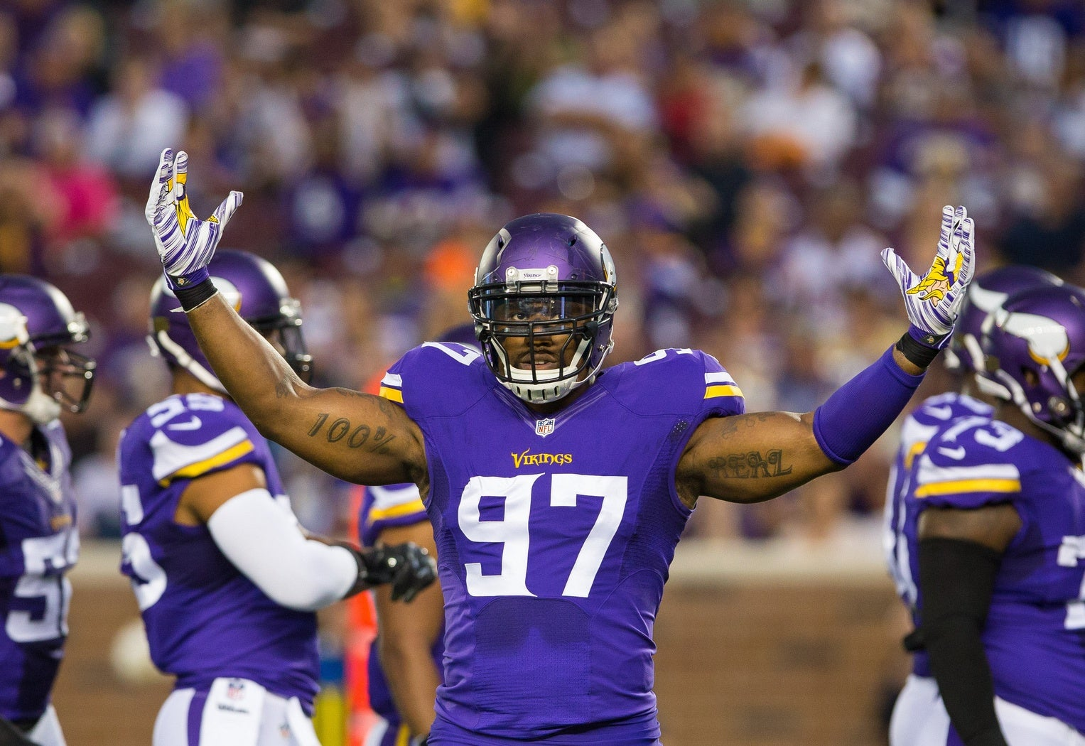 Angry Everson Griffen takes Minnesota Vikings loss personnally