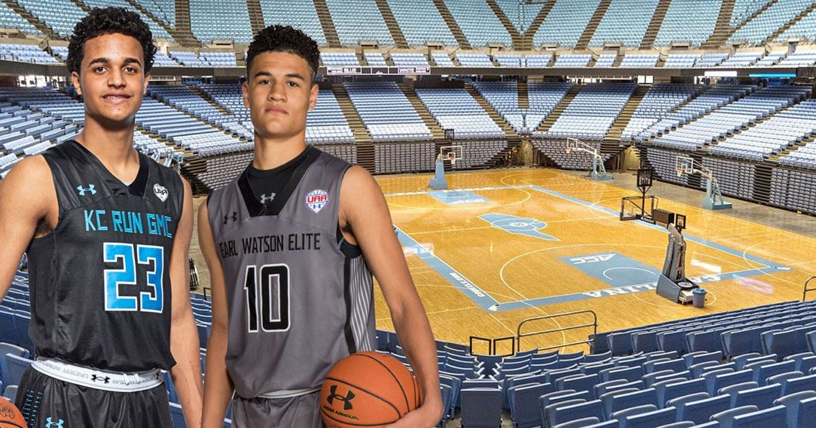 UNC Official Visit Preview: Josh Green & Jeremiah Robinson