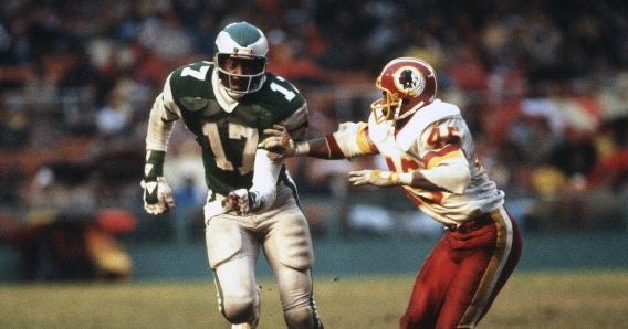 Harold Carmichael will announce Eagles third-round pick