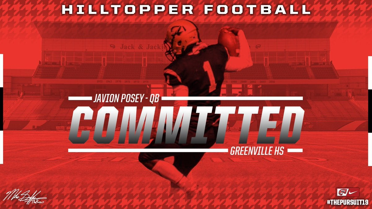 WKU lands commitment from Javion Posey