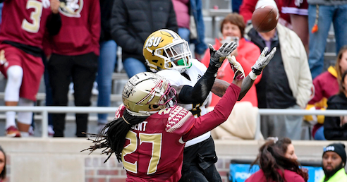 Florida State Seminoles College Football, College Basketball and Recruiting on 247Sports - portada