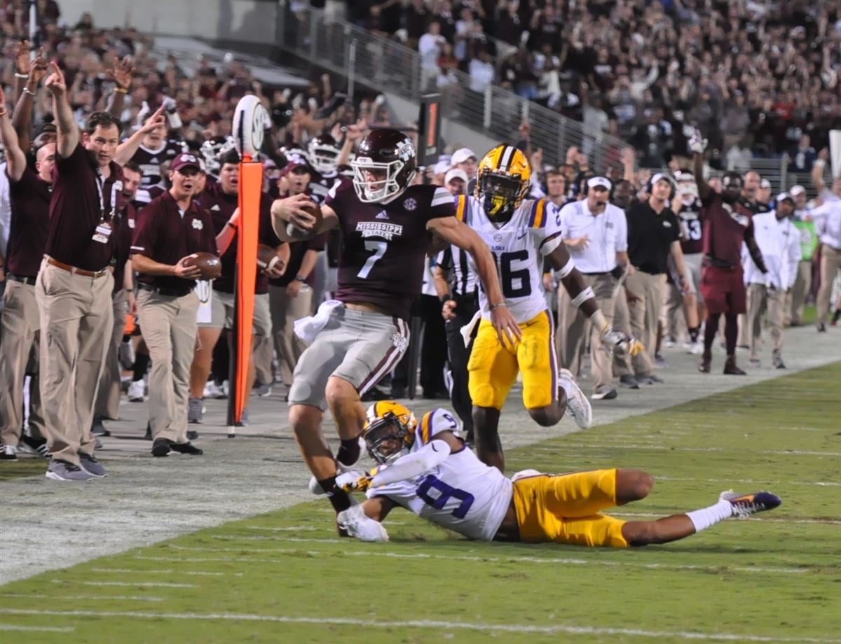 Nick Fitzgerald Reels In Pair of National Honors