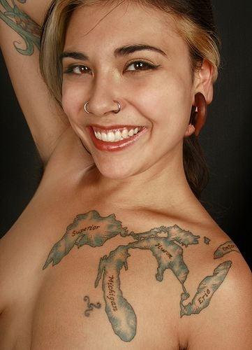 Need help tattoo state of michigan for Best tattoo artists in michigan