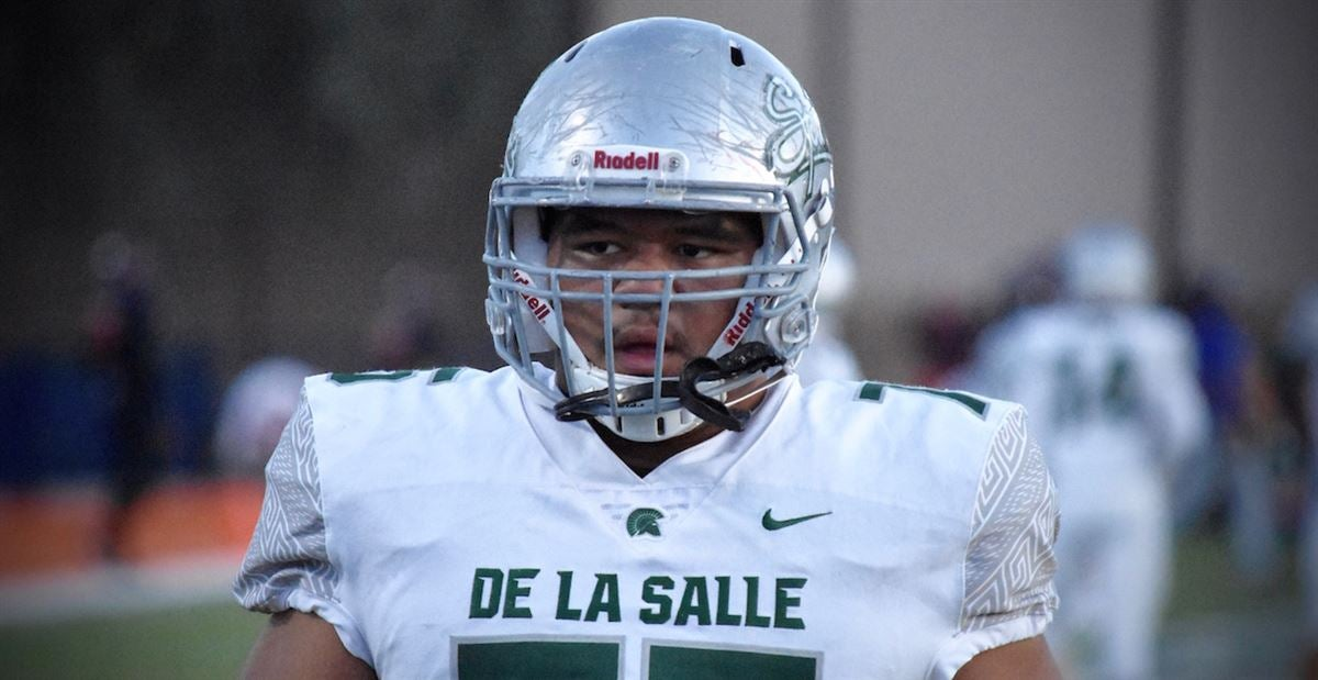 Hawaii second to offer California D-Lineman Beaux Tagaloa