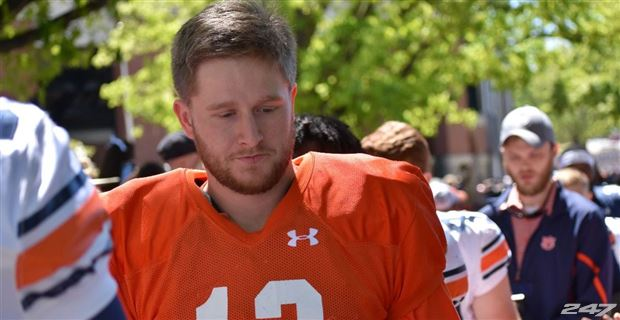 The rollercoaster ride that was Sean White's Auburn career