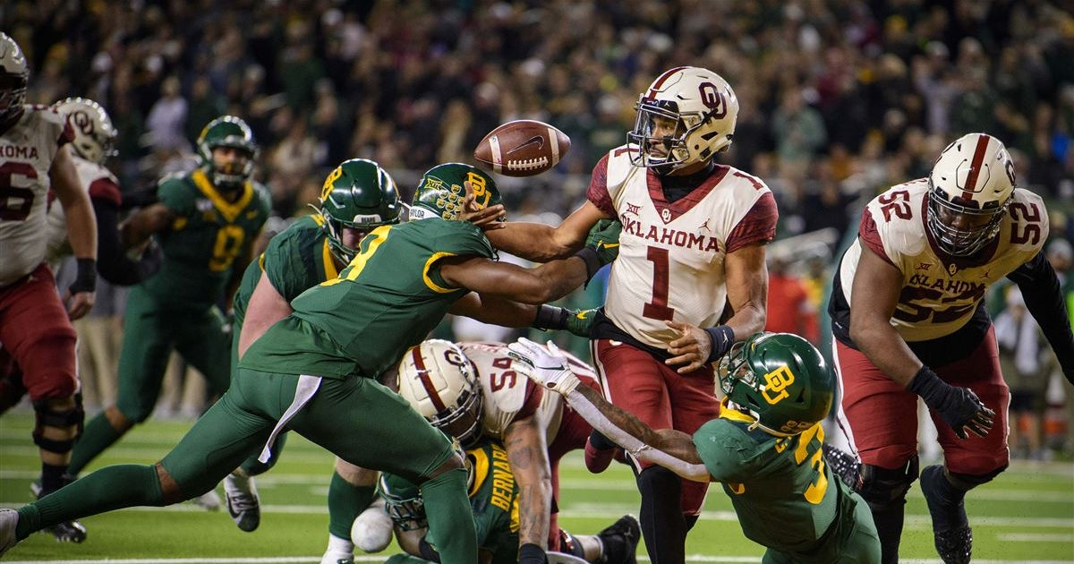 Baylor Football Bleacher Report Latest News Scores