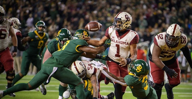 Notes And Stats From The Game Baylor Vs Oklahoma