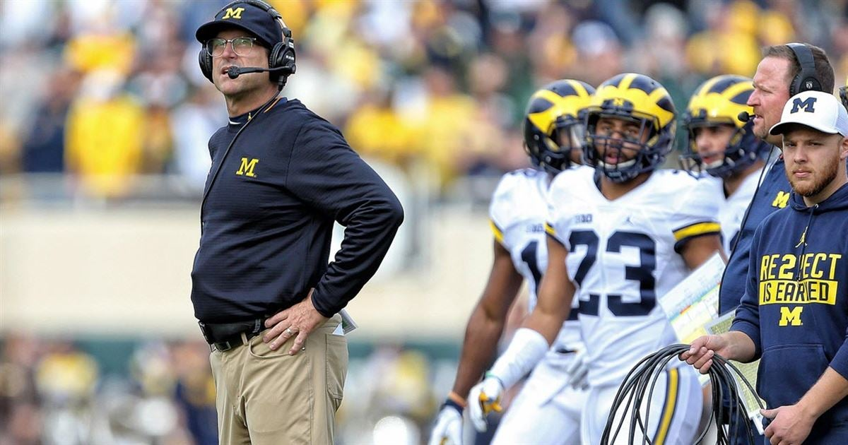 22fbd7e05dc8 Rumor  Michigan is going all maize against Florida