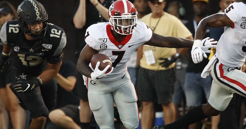 ESPN analyst: Georgia will 'double' two-touchdown spread