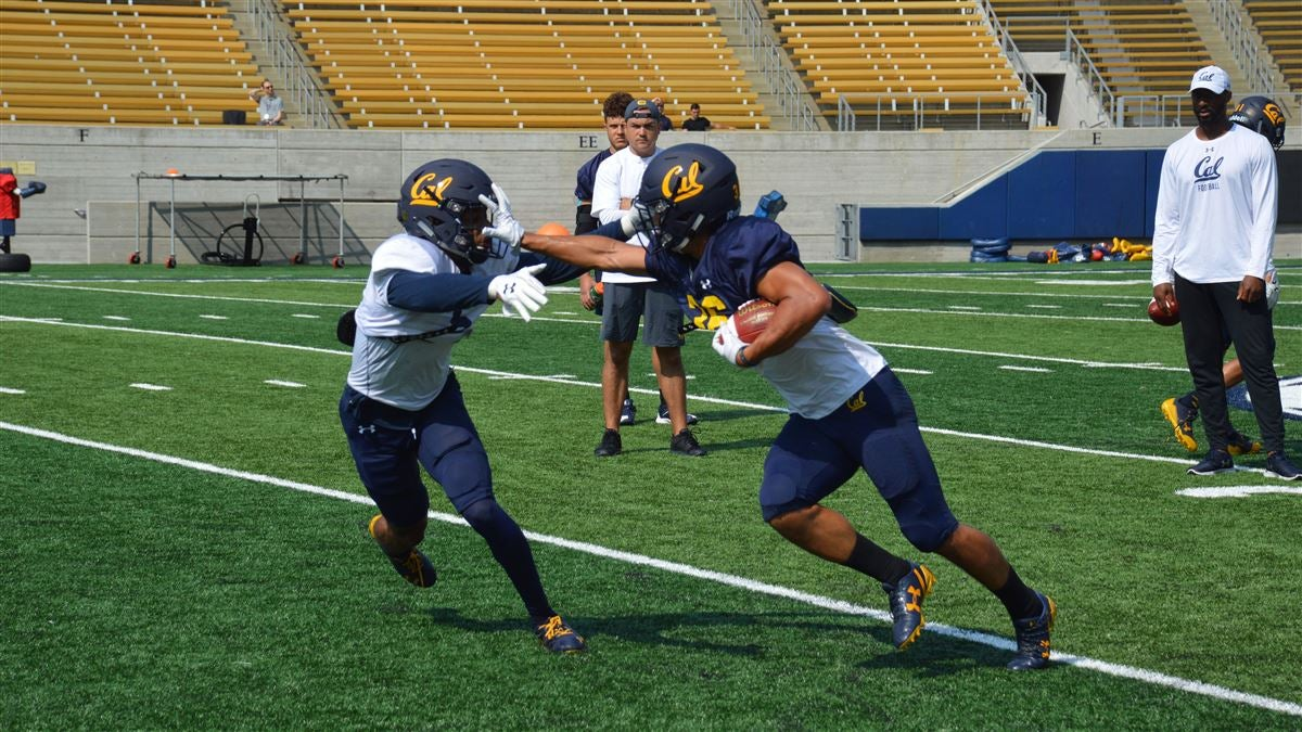 Cal fall camp notebook: Day 6