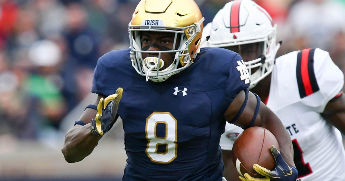Counting Down The Irish — No. 18t Jafar Armstrong