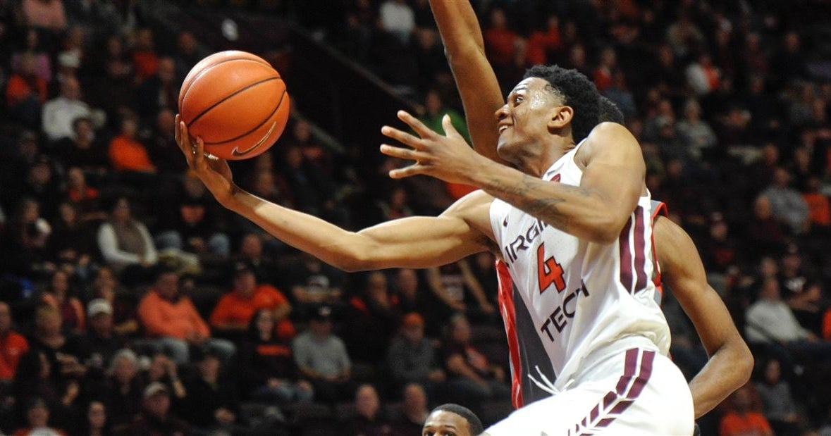 Hokies Knock Off #23 Purdue To Win The Charleston Classic