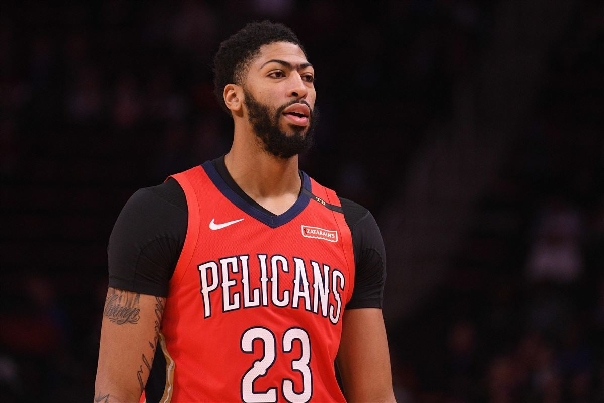 a9dc2839e65d Report  Small market GMs unhappy with Anthony Davis tampering