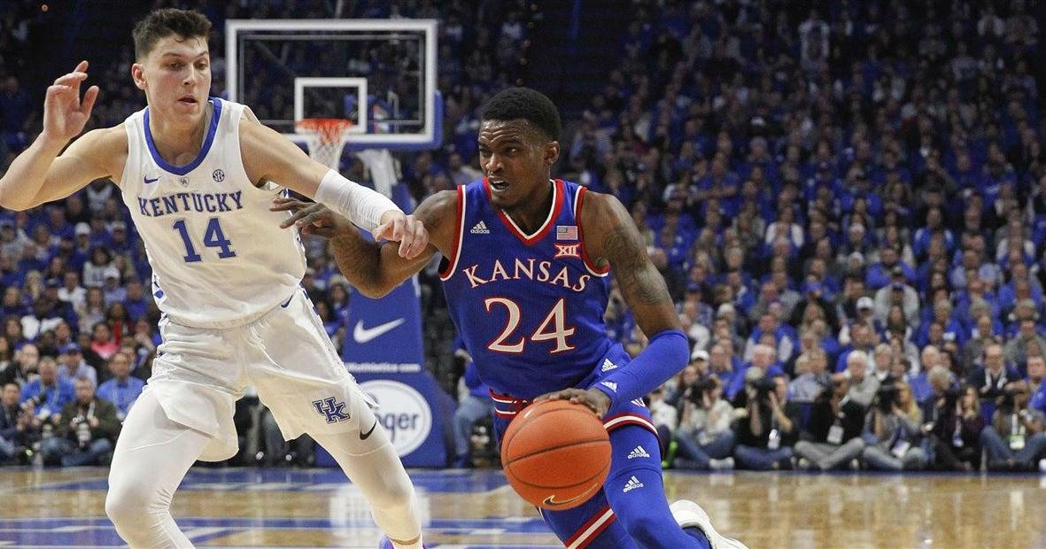best website a40cd e1bf2 KU basketball vs. Kentucky  Quick recap and instant analysis