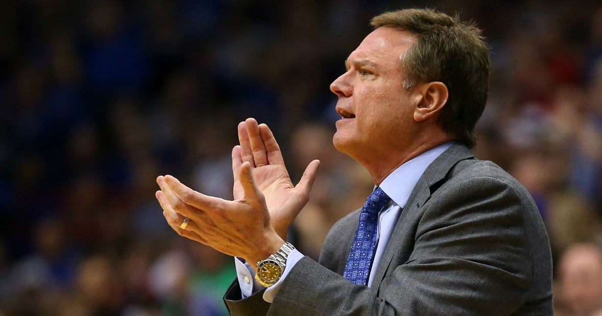 Bill Self reacts to Eddie Suttons Naismith HOF announcement