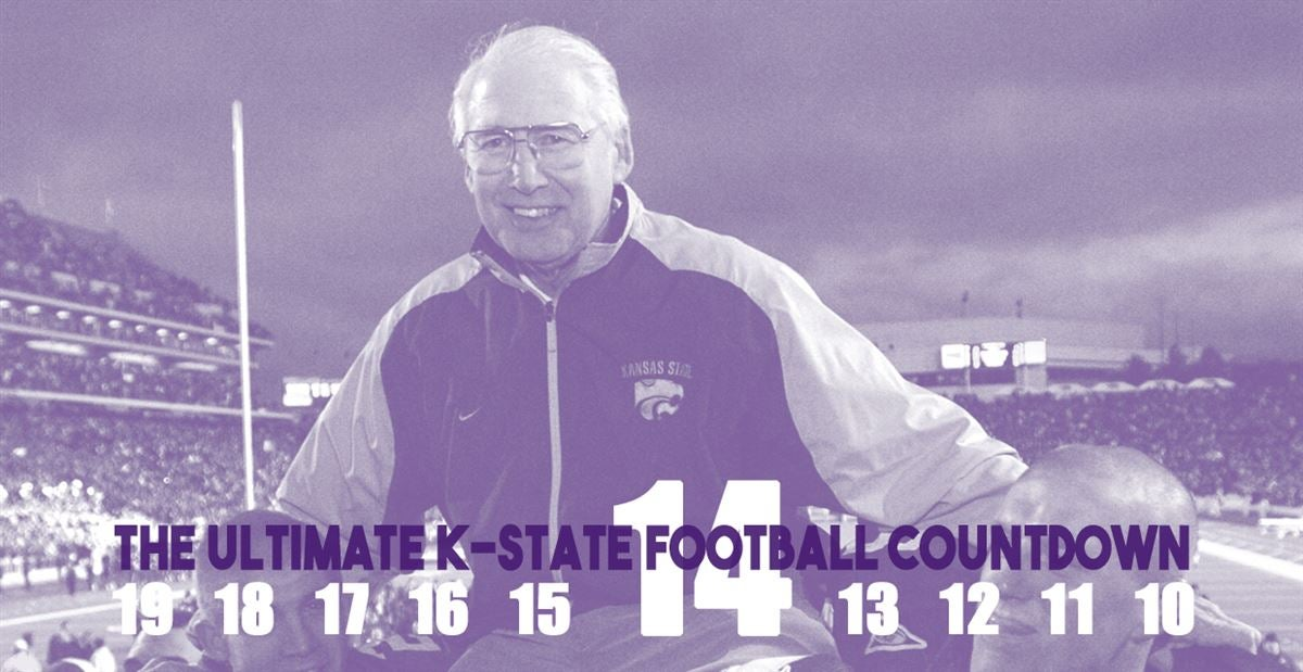 THE ULTIMATE K-STATE FOOTBALL COUNTDOWN: 14 Days