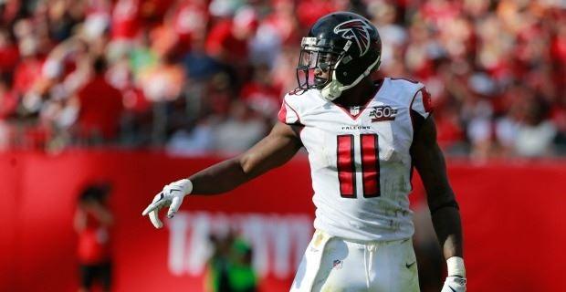 ESPN Julio Jones Named Atlanta Falcons Best Athlete