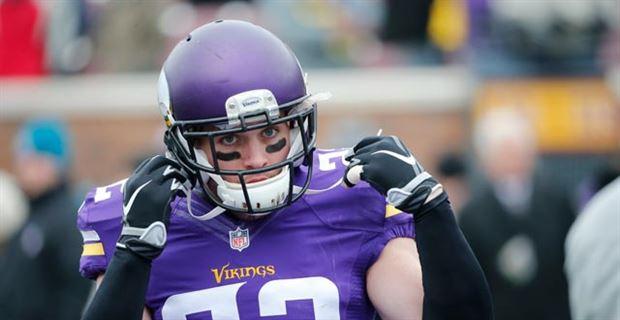 Harrison Smith (Tom Dahlin/Viking Update)