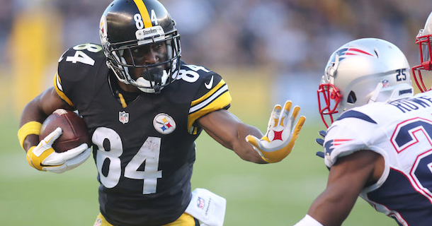248497fe Antonio Brown | Bleacher Report | Latest News, Videos and Highlights