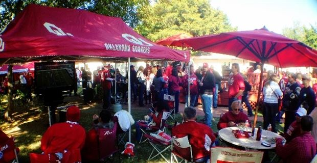 The Top 25 College Tailgates