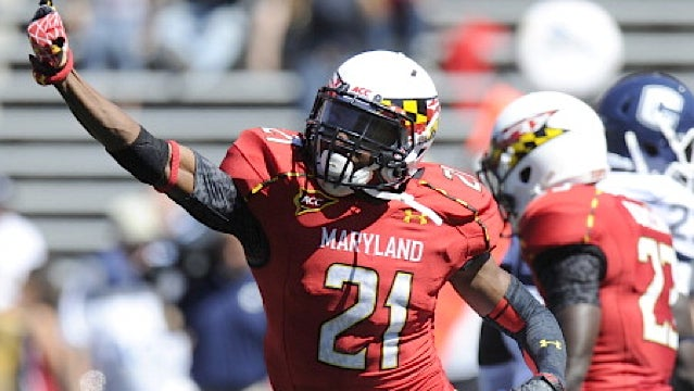 sean davis maryland jersey