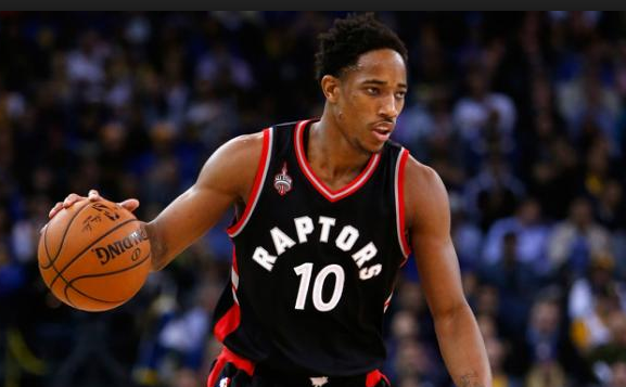 c3fd427a0798 James Harden says DeMar DeRozan will benefit from move to Spurs
