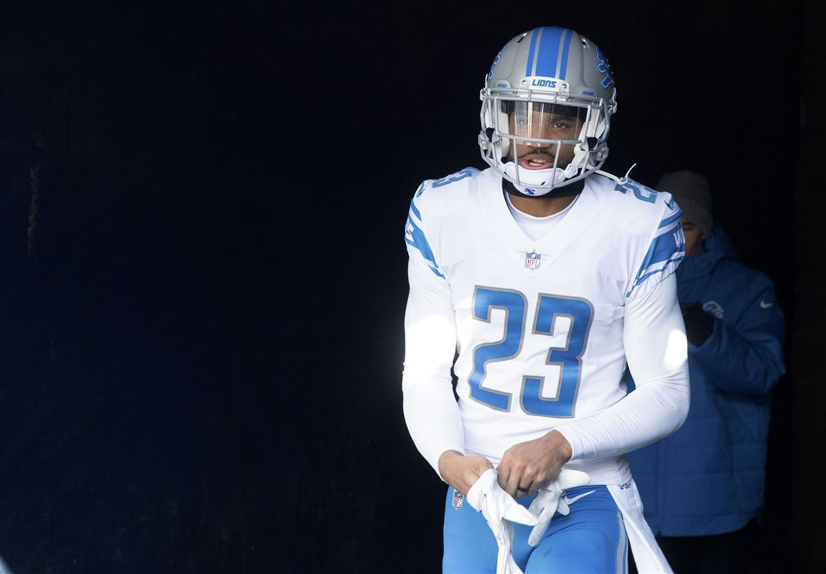 newest a8832 44453 Darius Slay leads Lions in Pro Bowl voting