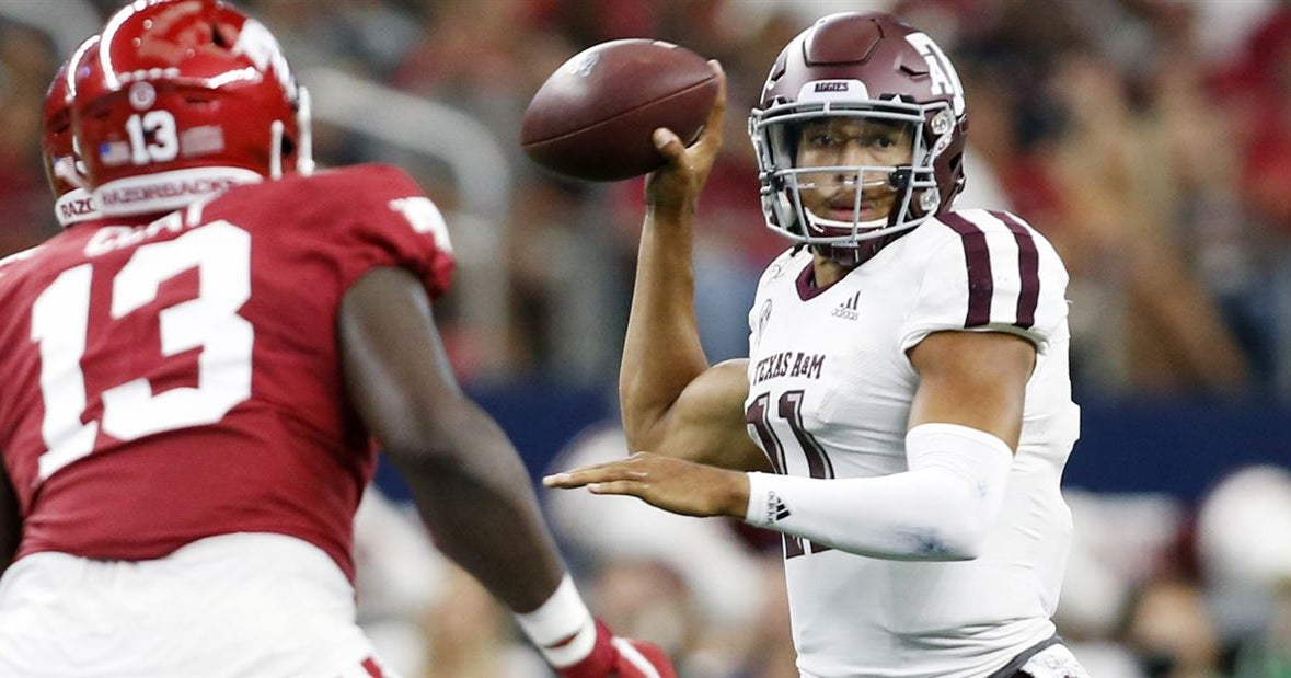 They call it 'The streak': A&M's 8 straight wins over the Hogs
