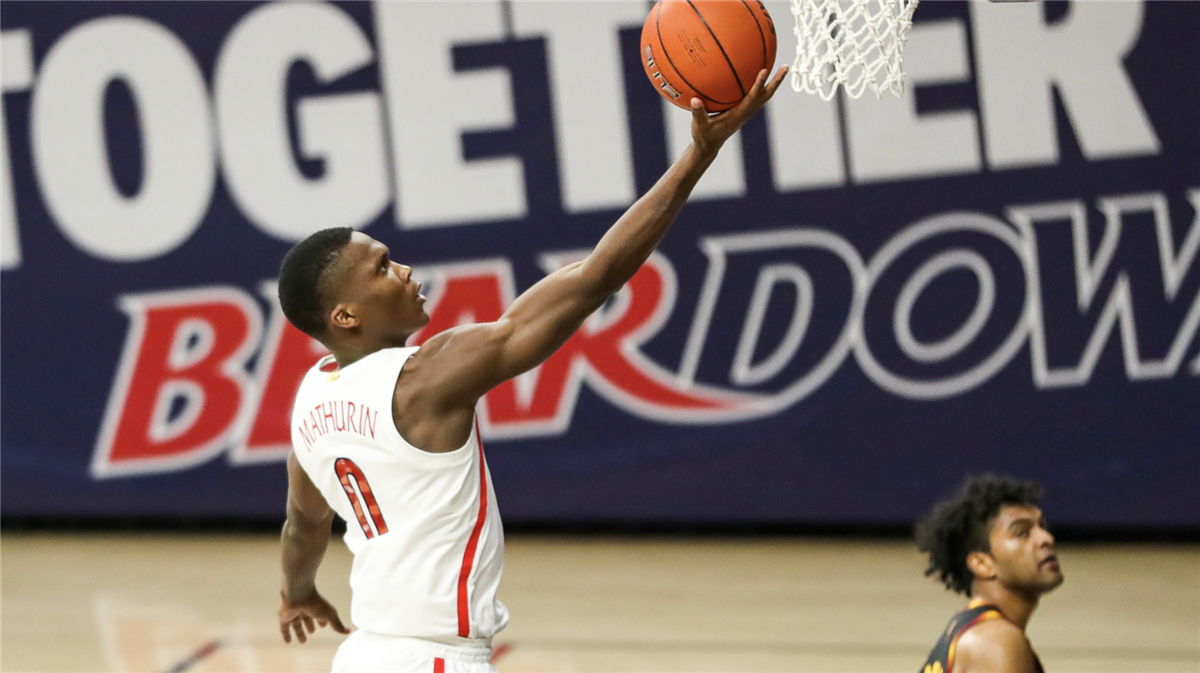 Mathurin's injury leaves Wildcats with little depth
