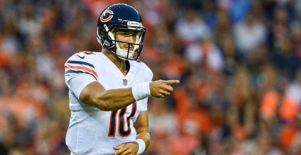 Mitch Trubisky understands Bears growing pains