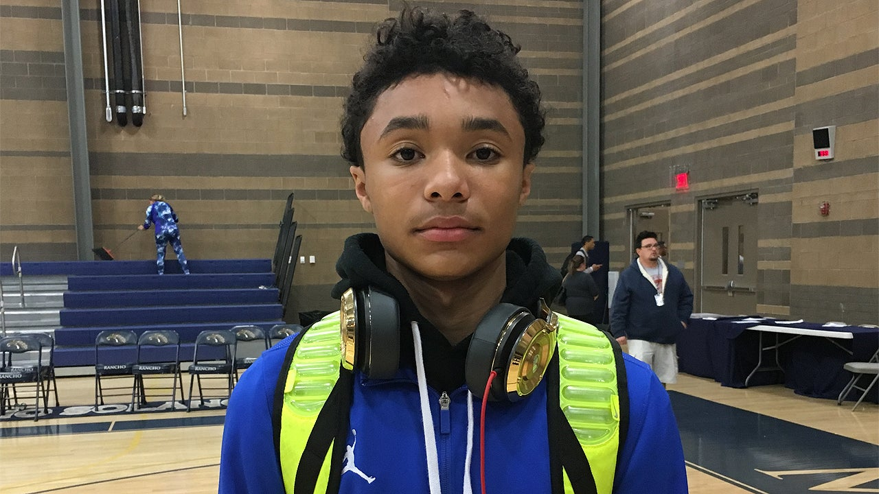 Son of Ed House and nephew of Mike Bibby 2019 PG Jaelen House