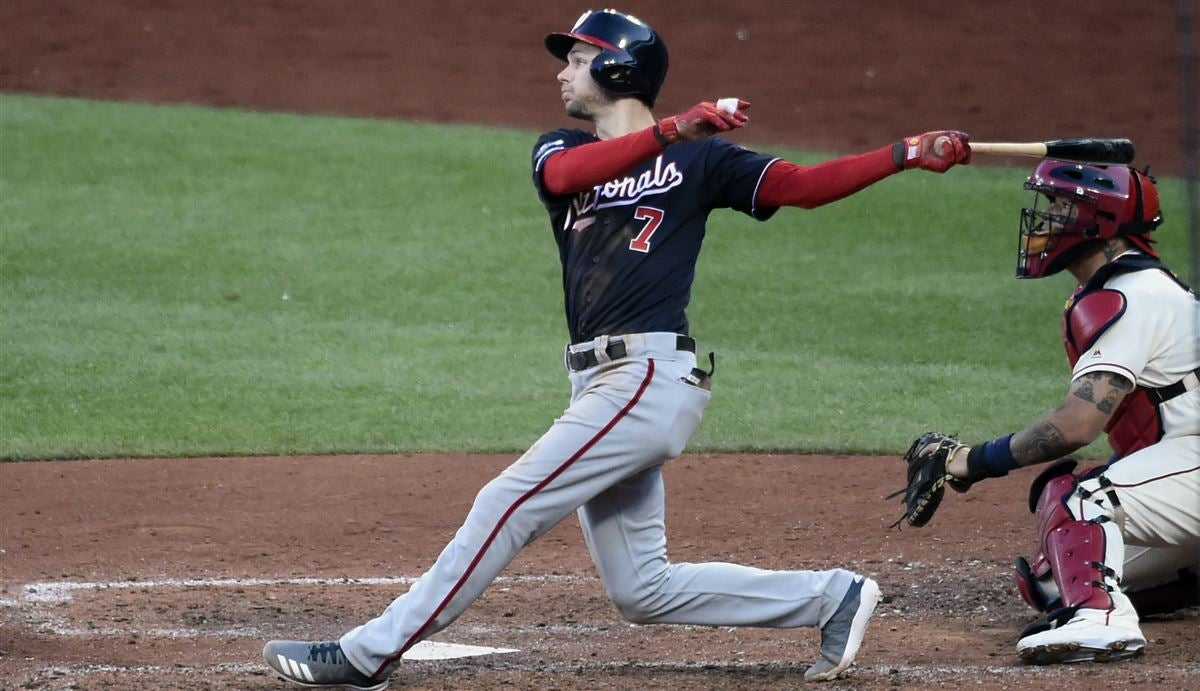 Trea Turner becomes 8th NC State player to play in World Series