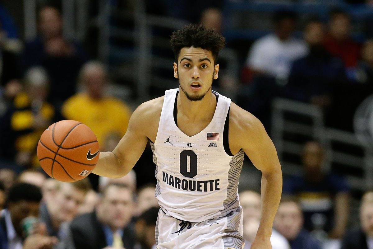 Markus Howard Perry Point Guard