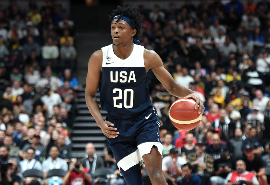 De'Aaron Fox withdraws from USA World Cup team