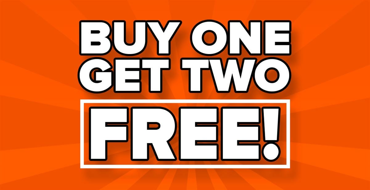 Florida Week Special: Buy one month, get TWO MONTHS FREE