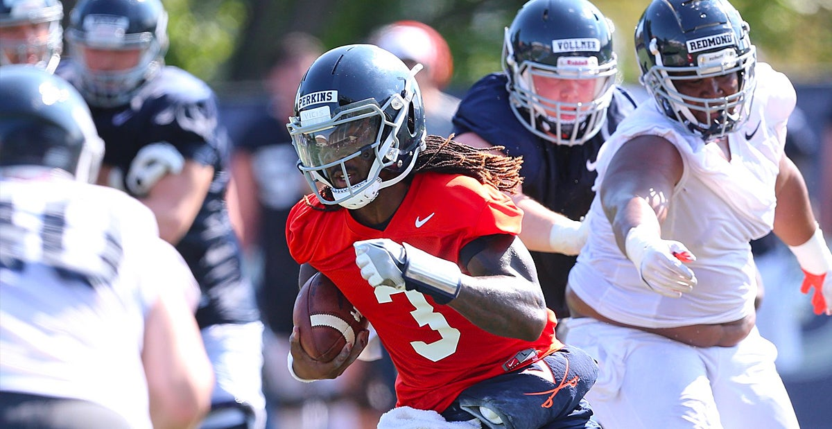 UVA Fall Camp Practice Report: Injuries, Bryce Perkins, more