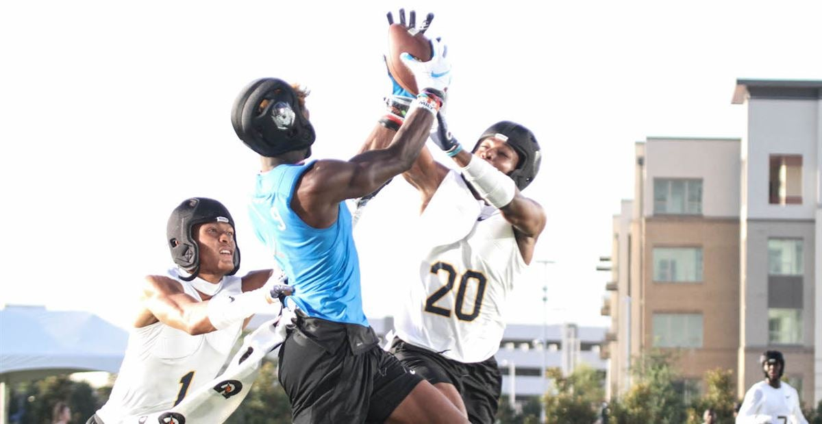 Early top 7-on-7 plays from The Opening Finals 2018