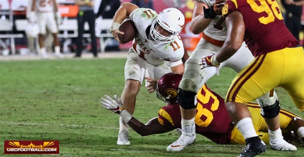 Christian Rector knows USC has to be more physical up front