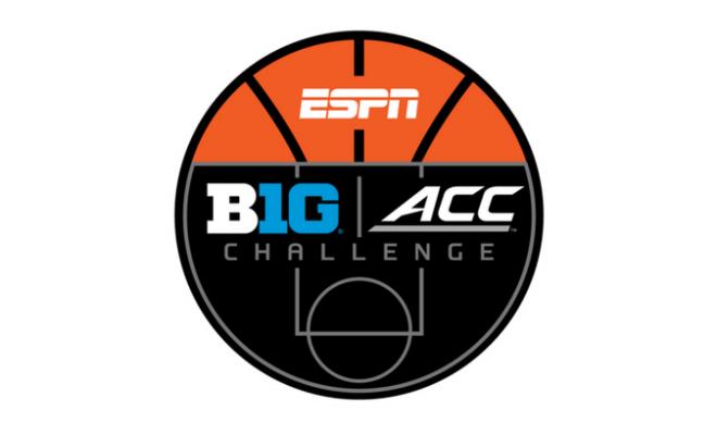 ACC / Big Ten Challenge Matchu...