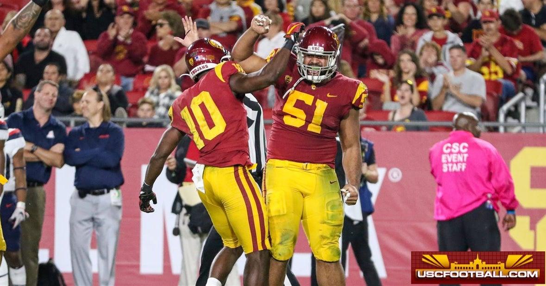 Peristyle Podcast: Dan Weber on USC's blowout win over Arizona