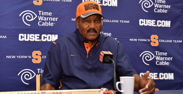 Jim Brown Dating >> Jim Brown Named Best College Football Player Of All Time