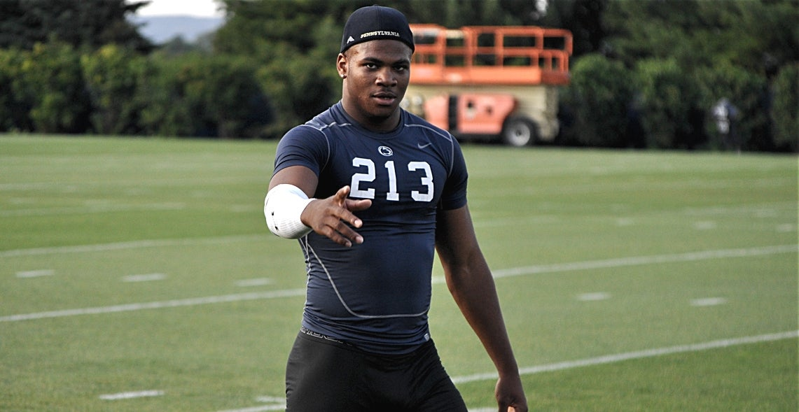 5-Star DE Micah Parsons Announces Decommitment from Penn State | Bleacher  Report | Latest News, Videos and Highlights