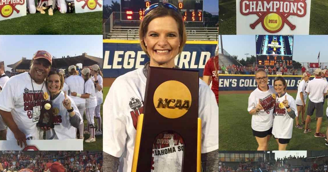 Director of Sports Nutrition Byrd announces she's leaving OU