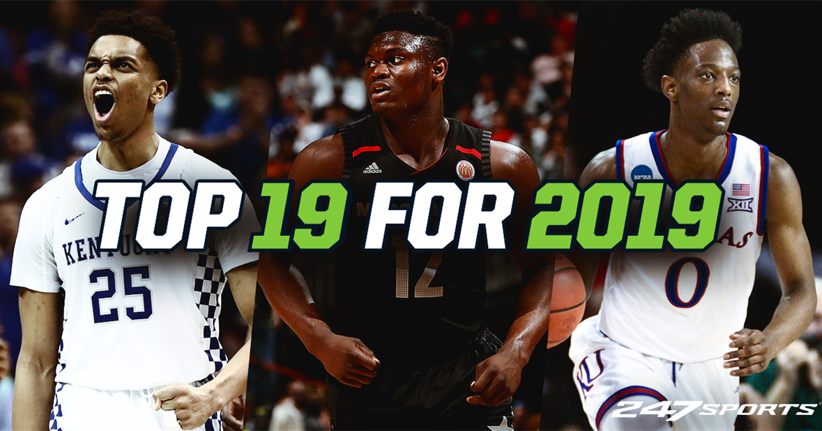 c97944e871d The Top 19 college basketball teams for 2019
