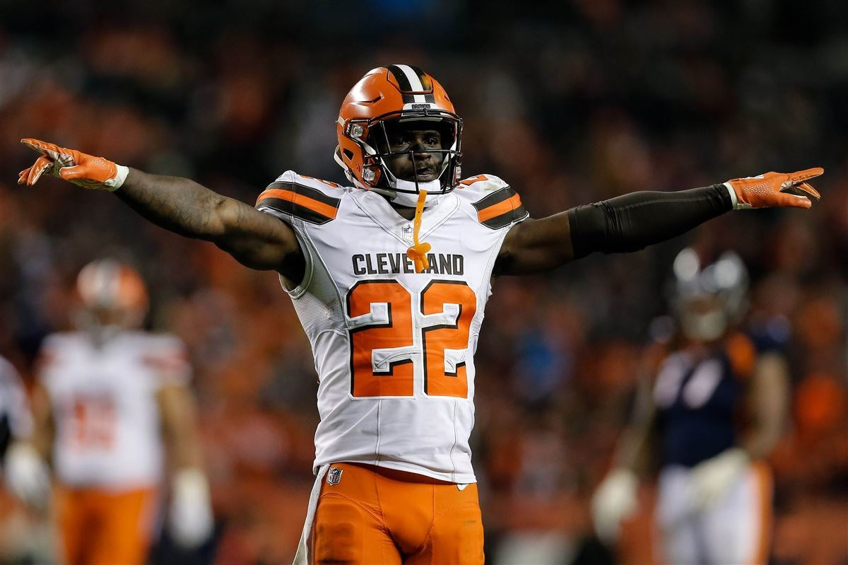 big sale 8cd74 f8e73 Jabrill Peppers is excited to be joining his hometown Giants