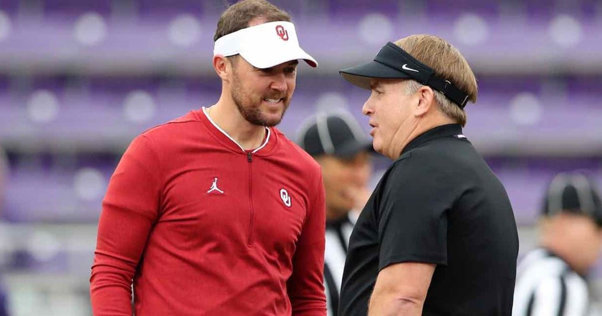 Lincoln Riley game week five press conference: Live thread