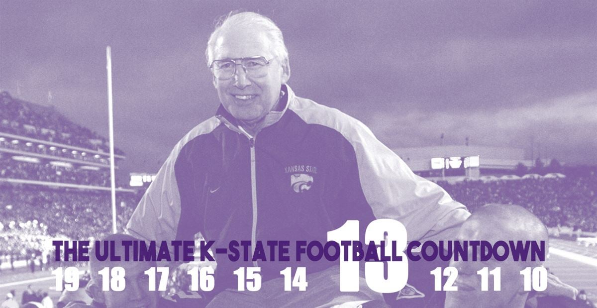 THE ULTIMATE K-STATE FOOTBALL COUNTDOWN: 13 Days