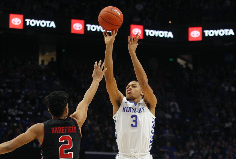 Kentucky Basketball Fox Named Sec Freshman Of The Week: Keldon Johnson Named SEC Freshman Of The Week